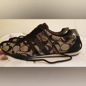 Coach Katelyn Sneakers Size 8